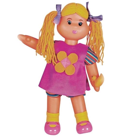 Boneca Infantil Lu Millu 2310 Alpha Brinquedos