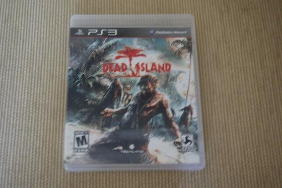 Jogo Ps3 - Dead Island