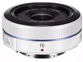 Lente Samsung 16mm F2.4