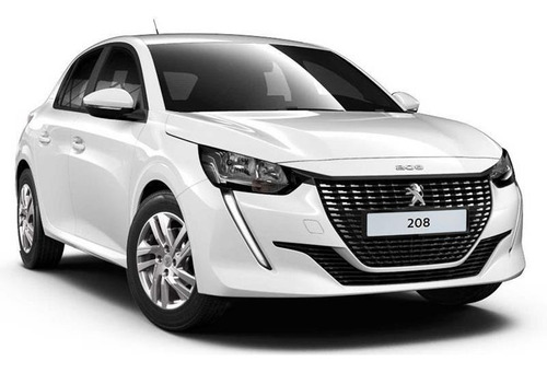 Peugeot 208 2021 1.2 Like