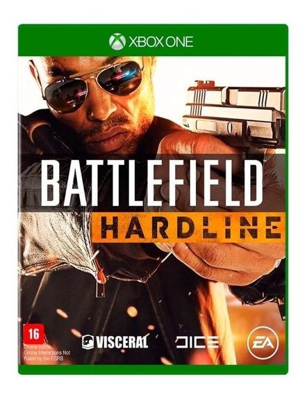 Jogo Battlefield Hardline Xbox One Midia Fisica Nfe