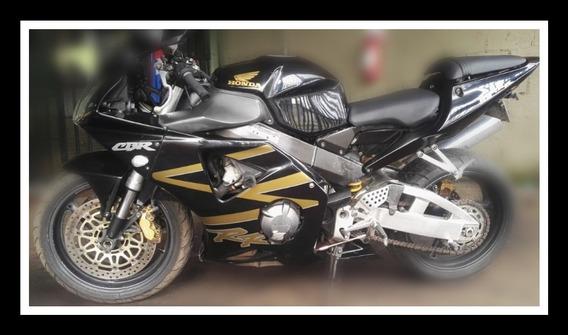 Honda Cbr 954 Rr Ganga