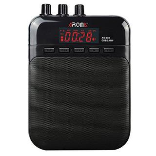 Aroma Mini Altavoz Portátil Con 5w Amplificador De Guitarra