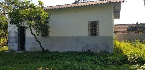 Casa No Bairro Sítio Velho, Em Itanhaém, Ref. C2743 L C
