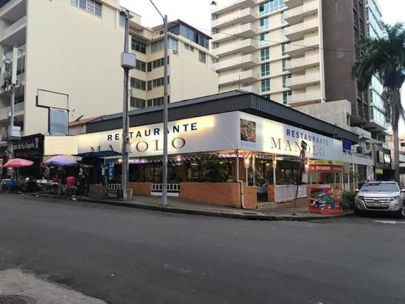 Amplio Local Comercial En Alquiler En El Cangrejo Panama Cv