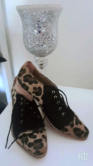 Botita Importada Leopardo