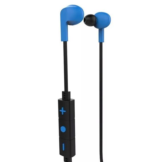 Fone De Ouvido Headphone Multilaser Ph261 C/bluetooth Azul