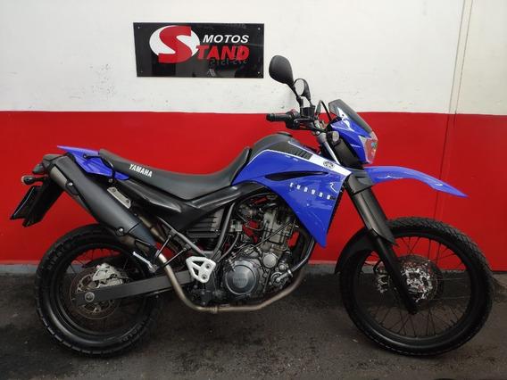 Yamaha Xt 660 R 660r Xt660r 2014 Azul