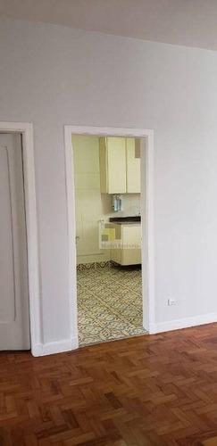 Imagem 1 de 30 de Apartamento Com 3 Dormitórios Para Alugar, 110 M² Por R$ 4.500/mês - Pinheiros - São Paulo/sp - Ap2372