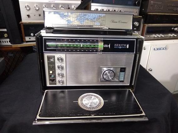 Rádio Zenith Trans Oceânic 11 Bandas Ñ Marantz Pioneer Gradiente Sony Philco Philips Telefunken