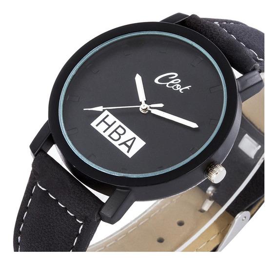 Reloj De Moda Se Destacan De Moda Más Barato Blanco Y Negro