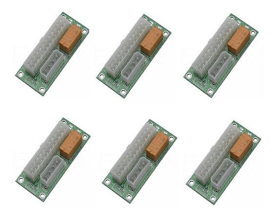Kit 6 Add2psu Para Usar 2 Fontes Em Um Rig De Mineração