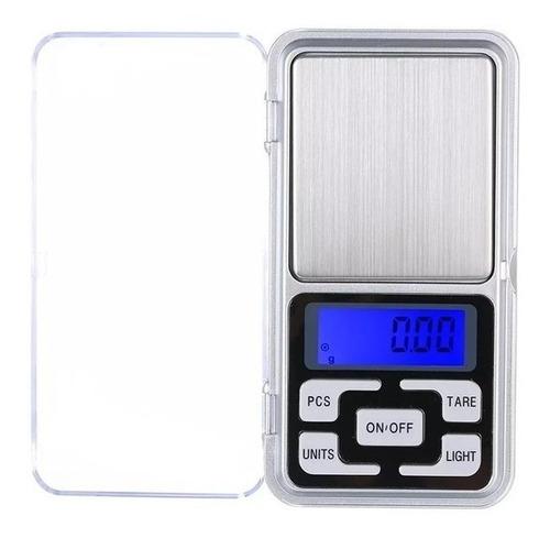 Balanza De Precisión 500gr/0.1gr