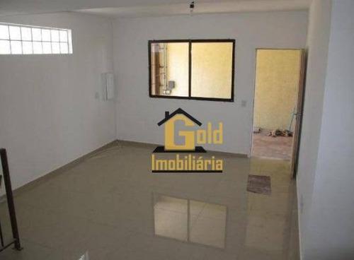 Casa Com 2 Dormitórios, 78 M² - Venda Por R$ 425.000,00 Ou Aluguel Por R$ 2.200,00/mês - Jardim Sumaré - Ribeirão Preto/sp - Ca0318
