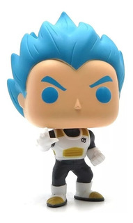 Vegeta Super Saiyan Blue Figura Funko Pop!! #156