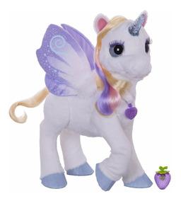 Unicornio Fur Real Friends Starlily - Hasbro - Frete Gratis