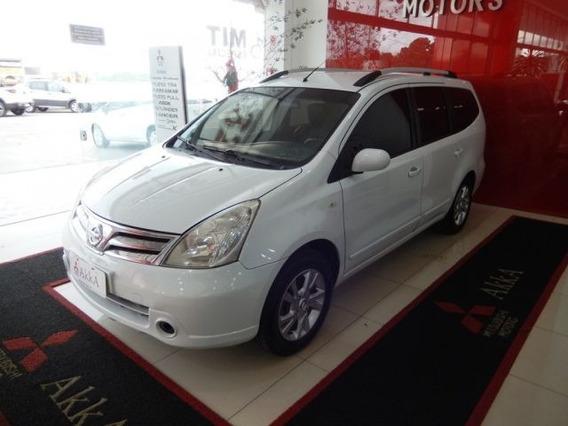 Nissan Grand Livina Sl 1.8 16v Flex, Mit0481