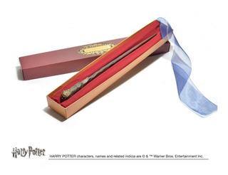 Varita Harry Potter Original Caja Ollivander Ron Weasley