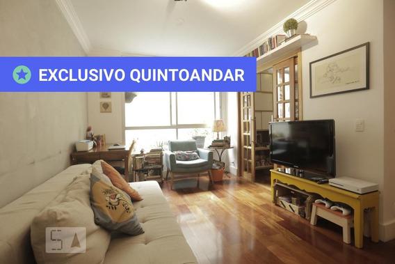 Apartamento No 5º Andar Com 2 Dormitórios E 1 Garagem - Id: 892990197 - 290197