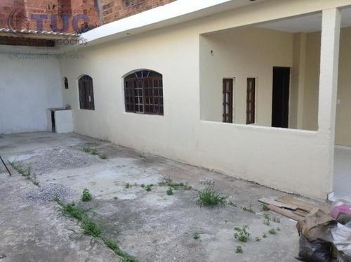 02 Casas  01 Térrea  C/ 07 Vgs - 9x25- Espaço P/ Piscina-alvarenga -sbc - 9119