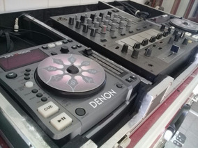 Cdj Denon Dns 1000+mixer Djm 600 Pioneer