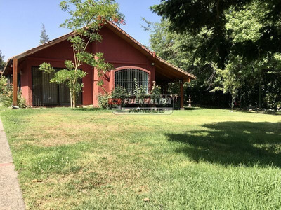 Casa En Venta, Valenzuela Puelma - Rebeca Matte