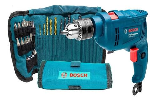 Taladro Percutor Atornillador Bosch Gsb 550 Re 550w 13+34 Ac