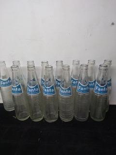 Antiguas Botellas Gaseosa Fanta