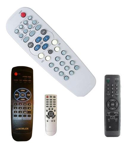 Control Remoto Tv Philips Sanyo Sony Hitachi LG Noblex Y +
