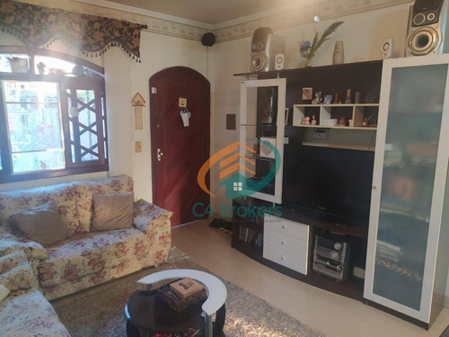 Imagem 1 de 21 de Sobrado Com 2 Dormitórios À Venda, 84 M² Por R$ 480.000,00 - Jardim Vila Galvão - Guarulhos/sp - So0341