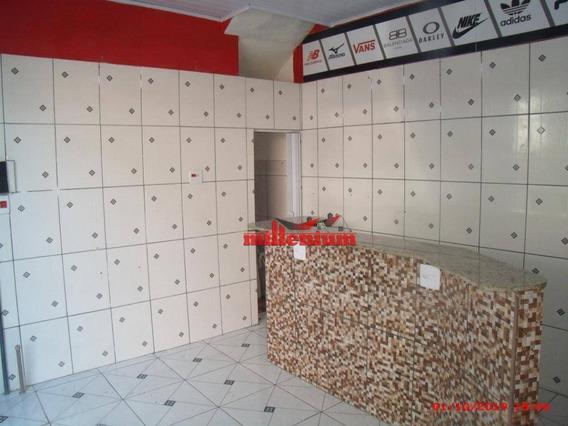 Salão Para Alugar, 13 M² Por R$ 1.500,00/mês - Penha De França - São Paulo/sp - Sl0013