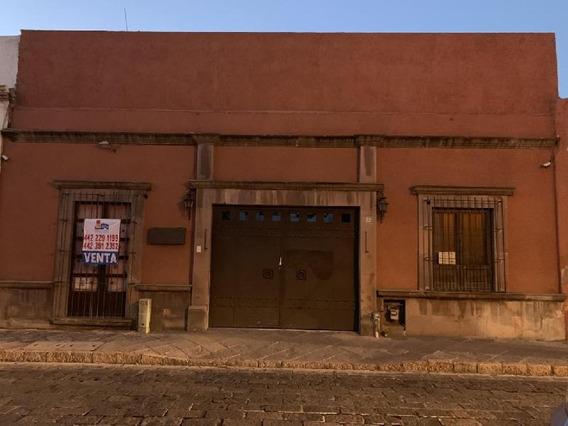 Casa Sola En Venta En Centro, Querétaro, Querétaro