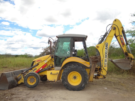 Retrocargador New Holland B95