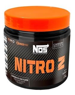 Pre Treino Nitro-z - 270g - Nos