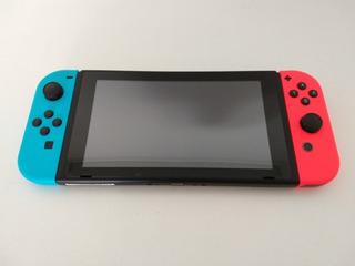Consola Nintendo Switch Neon 32gb + Juego