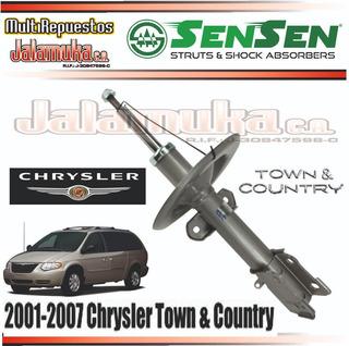 Tensor Correa De Chrysler Voyager//Dodge Caravan 01-07//Chrysler Sebring 01-06