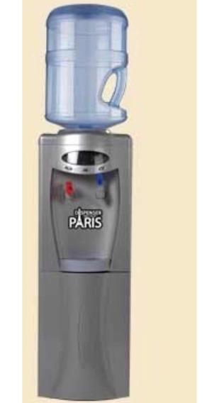 Dispenser De Agua Frío Calor Digital Con Heladera