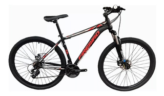 Bicicleta Mountain Bike Aluminio Fire Bird R29 Bloqueo+linga