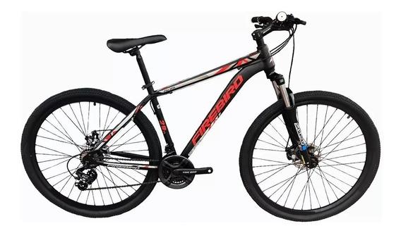Bicicleta Mountain Bike Aluminio Fire Bird R29 Bloqueo+linga