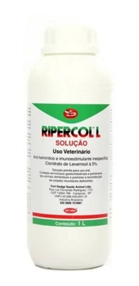 Ripercol L Oral - 1 Litro