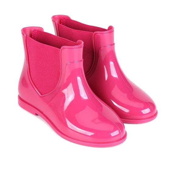 Bota Estilosa Menina Colore Pink 20 Ao 27 Pimpolho 32568c