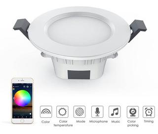 Foco Multicolor Spot Smart Wifi Bt Mesh Home Lampara Google