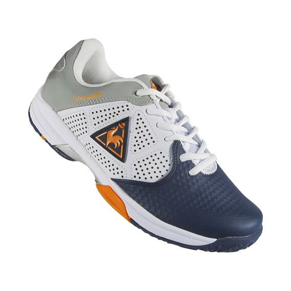 Zapatillas Le Coq Sportif Ronnie White/grey/blue