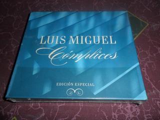 Luis Miguel Cómplices Cd Dvd Edición Especial Nuevo Sellado
