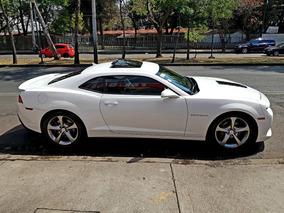 Camaro Ss 2014 Flamante Factura Orig Automatico Acepto Auto