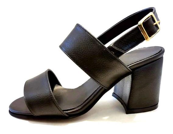 Sam123 Zapatos Sandalias Mujer Talles Chicos Eco 7544