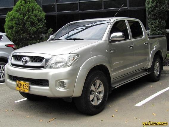 Toyota Hilux Srv 2700 Cc Mt