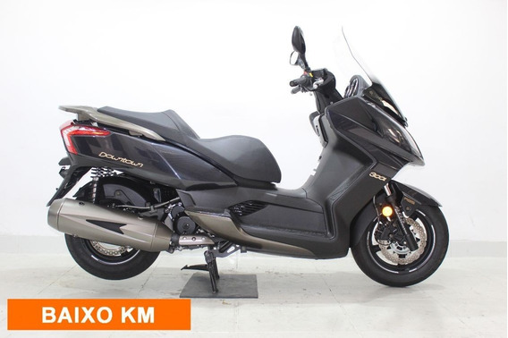 Kymco Downtown 300 I Abs 2019 Azul
