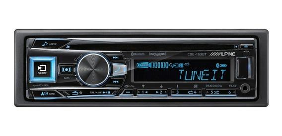 Estéreo para auto Alpine CDE-163BT