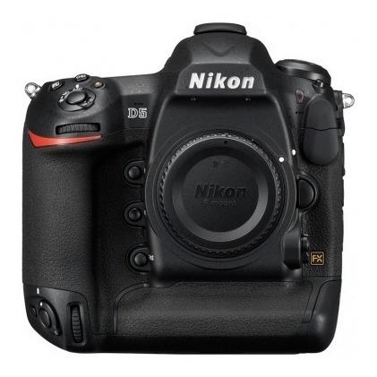 Câmera Nikon D5 Dslr Body Lacrado Na Caixa C/nf
